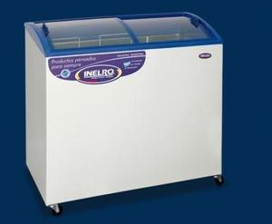 Freezer Marca Inelro Modelo Fih 270 Pi De 254 Litros Visor