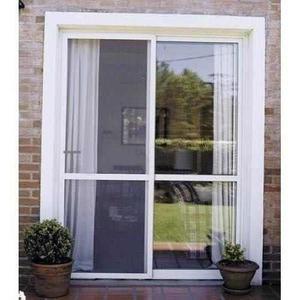 Puerta balcon de aluminio blanco 150 x 200 posot class for Ventana balcon medidas