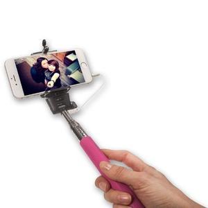 Selfie Stick Noga Ng-selfie03 Con Cable Extensible - Redlam