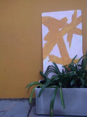 Trazos abstractos Minimalista