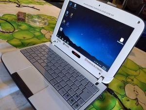 Vendo Netbook con cargador en perfecto estado y