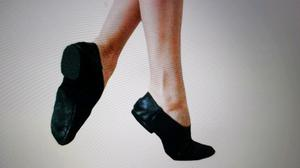 Zapatillas de danza 38 a 40