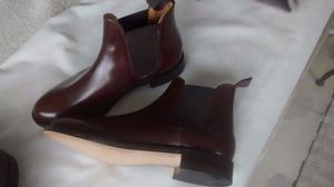 Zapatos de cuero nuevos Importados