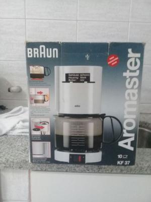 Cafetera Braun -- Nueva -- Tengo Whats app