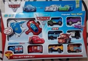 Cars 3 Set De 10 Autos Disney Pixar Lomas Avellaneda