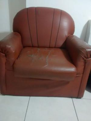 Juego de sillones para tapizar