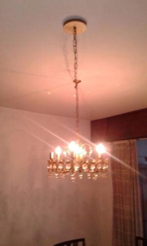 LAMPARA COMEDOR Y APLIQUE