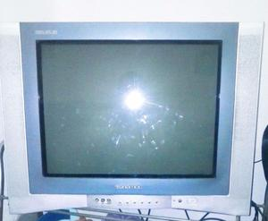 "Tv Tonomac 21"" Pantalla Plana con Control Remoto"