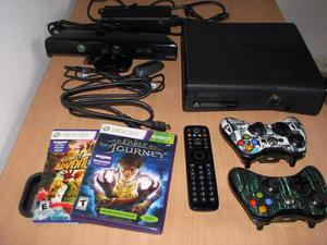 Xbox gb C/2 Joystick, Juegos Y Kinect