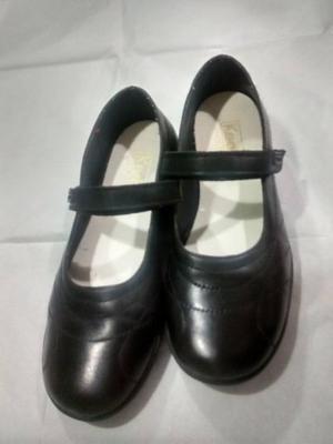 Zapatos escolares n° 37 negros