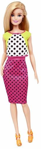Barbie Fashionista # 13 Rubia Original Mattel Tikitavi