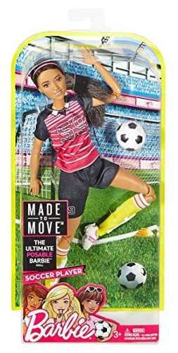 Barbie Made To Move Movimientos Ultraflexibles Varias