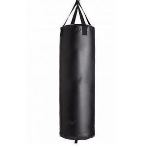 Bolsa De Boxeo Y Artes Marciales Grande Pesada Con Correas