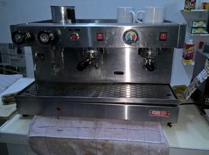 Cafetera Express 2 Bocas