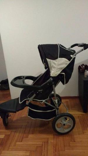 Cochecito Jogger 3 ruedas Infanti St242
