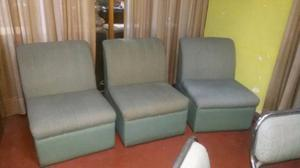 Sillones de roble tapizados en cuero en posot class - Tapizado de sillones ...