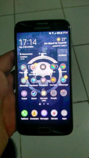 Vendo s6 Flat 32 gb libre de fabrica Android 7.0