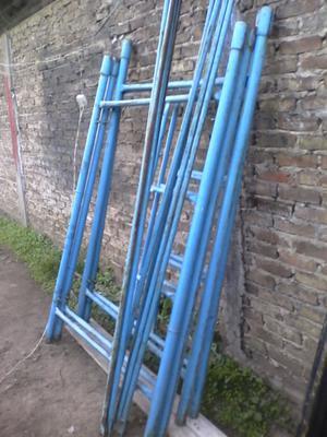 andamios tubulares de hierro