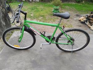 vendo bici todo terreno muy buena
