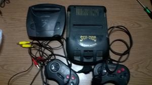 Family Game De Los 90 + Consola Sega Ambos A Revisar.