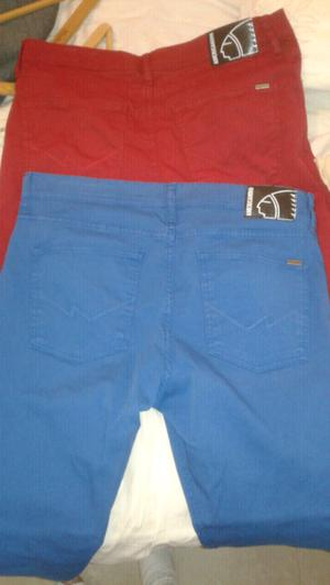 Jean americanino color talle 44 nvos