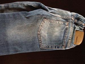 Pantalón de jeans marca Mimo re canchero