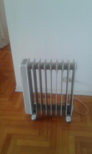 Radiador De Aceite Para Calefaccion Marca Phillips  Wts