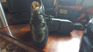 Zapatos De Seguridad Voran Nº 45 y borcegos