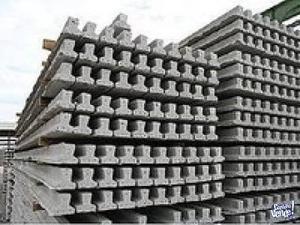 fabrica de ladrillo blok y viguetas para techo