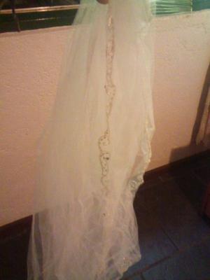 vendo velo de novia