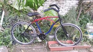 Bicicleta playera de hombre rodado 26