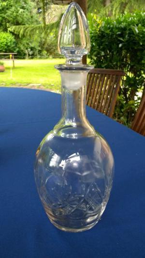 Botellon de conag cristal