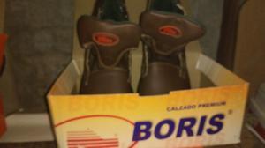 Botines de seguridad Boris num. 44