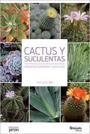 Cactus Y Suculentas + Plantas Nativas Edic.jardin