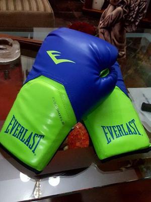 Guantes de boxeo Everlast Pro Style ELITE (16 OZ)