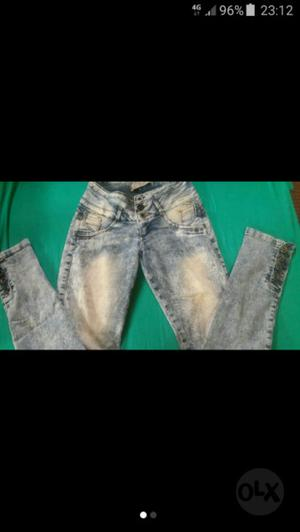 Jeans elastizado mujer