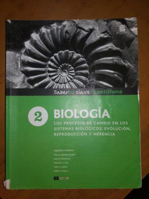 Libros de biología usados