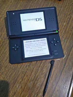 Nintendo Ds Lite + 6 Juegos + Estuche + Cargador Usb