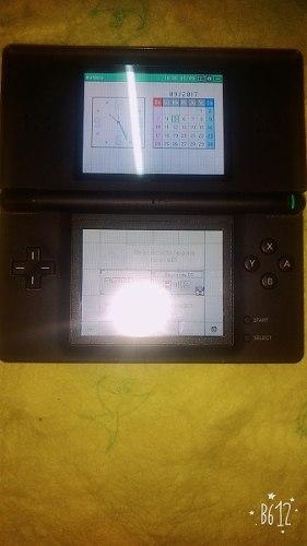 Nintendo Ds Lite Usada Color Rojo