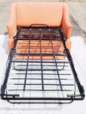 Sillon sofa cama 1 plaza con colchon intacto sin uso!!