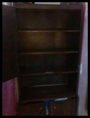 Vendo Mueble Madera Ench Cedro.