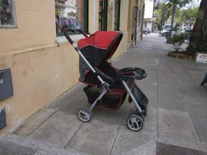 cochecito de bebe marca Infanti