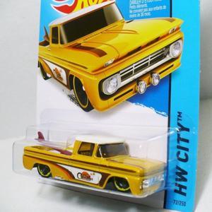 hot wheels  Custom chevy 62