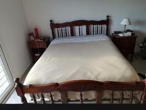juego de dormitorio 2 plazas