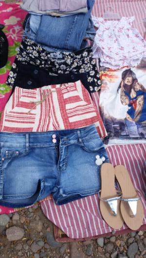vendo ropa y calzado