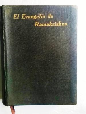 Antiguo libro El Evangelio De Râmakrishna, . Traducido