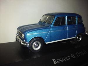 Autito de coleccion Renault 4