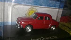 Autito de coleccion Renault Dauphine