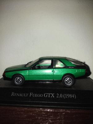 Autito de coleccion Renault Fuego
