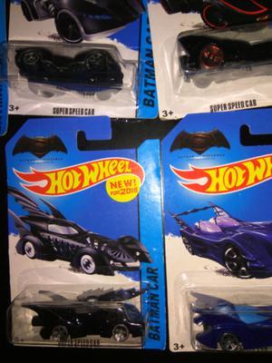 Autitos de Coleccion Batman $ 100